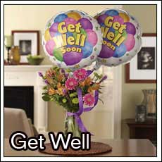 Get Well flowers delivered in Manhattan